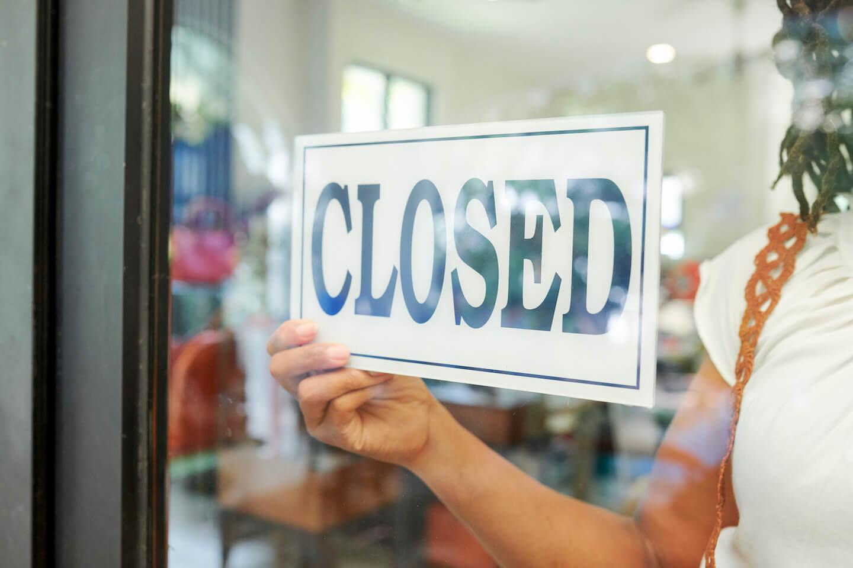 Spielhallen-Jobs Filiale Geschäft Spielhalle geschlossen