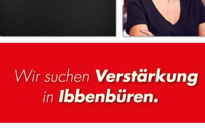 Filialleitung (m/w/d) in Teilzeit in Ibbenbüren