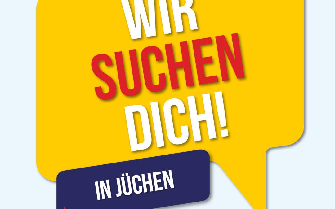 Freundl. Servicekräfte (m/w/d) in Jüchen