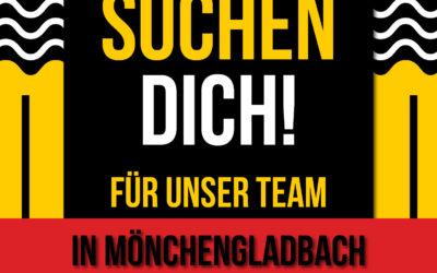 Freundl. Servicekräfte (m/w/d) in Mönchengladbach