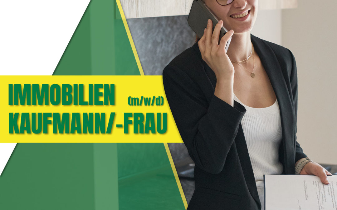 Immobilienkaufmann / -frau (m/w/d) in Göttingen