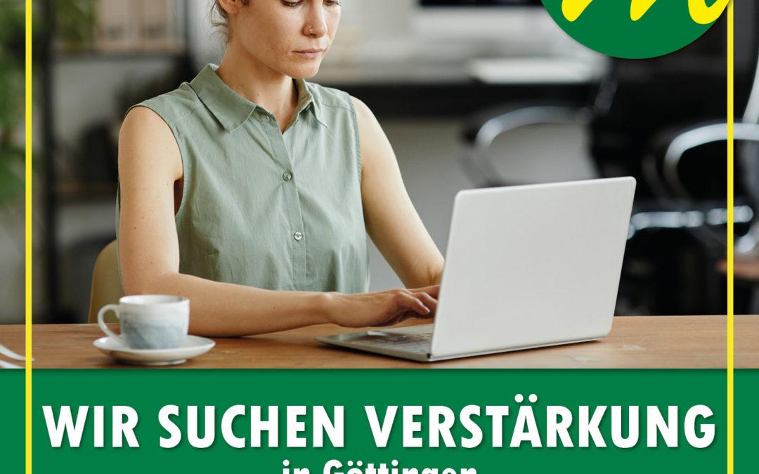 Sachbearbeiter (m/w/d) für vorbereitende Buchhaltung in Göttingen
