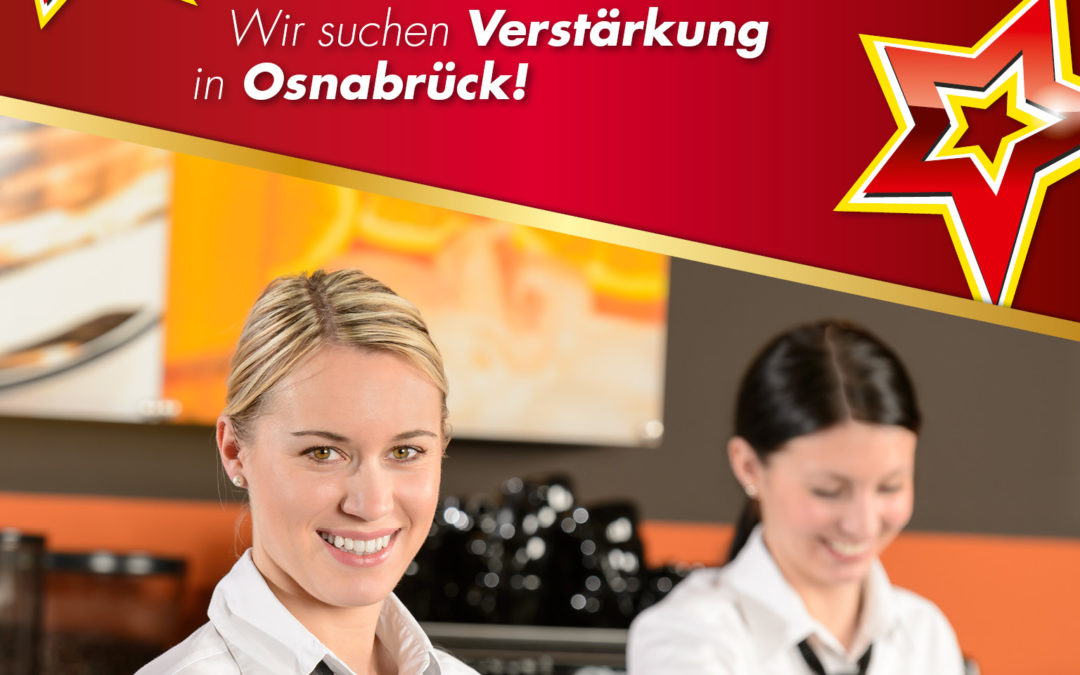 Servicemitarbeiter (m/w/d) bei PLAYERS PLACE powered by Merkur (m/w/d) in Osnabrück.