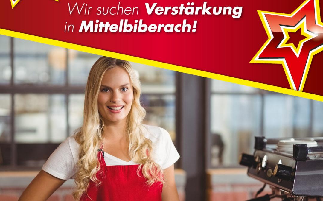 Freundl. Servicekräfte (m/w/d) in Mittelbiberach