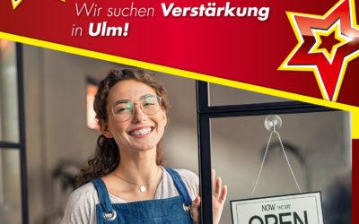 Freundl. Servicekräfte (m/w/d) in Ulm