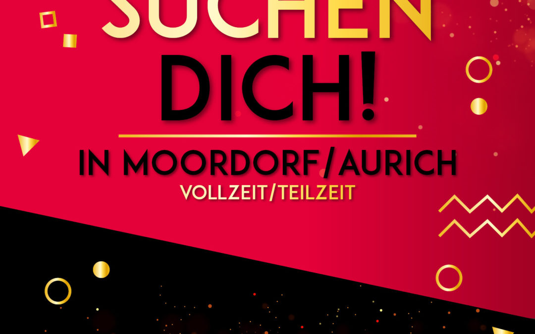 Freundl. Servicekräfte (m/w/d) in Moordorf/ Aurich